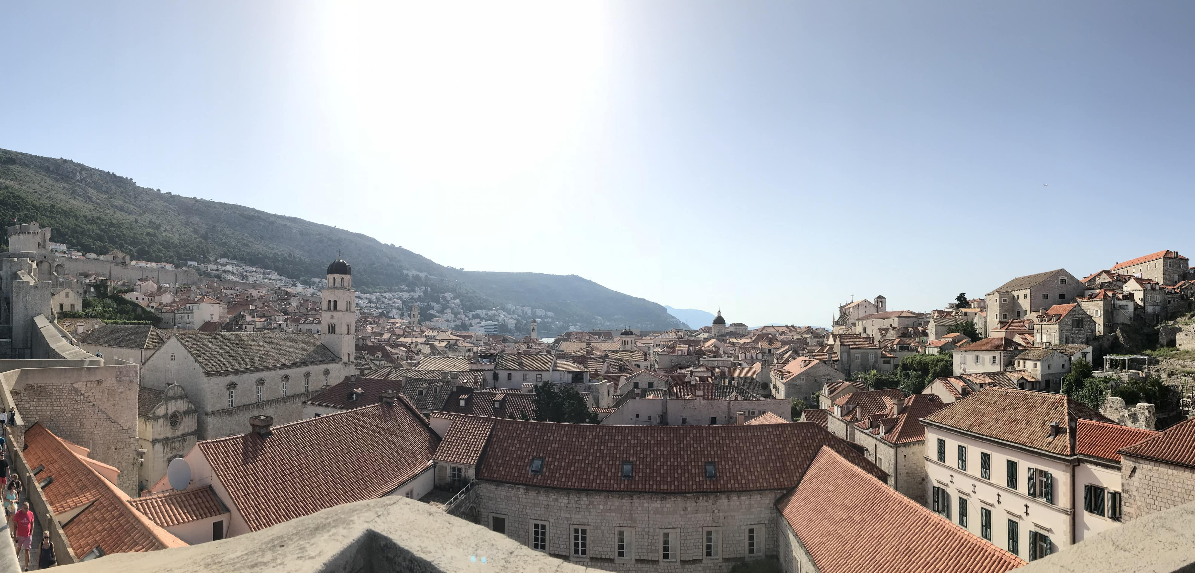 Travel Diary: A European Grad Trip